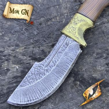 couteau du chasseur