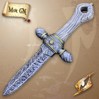 couteau de lancerdu noble