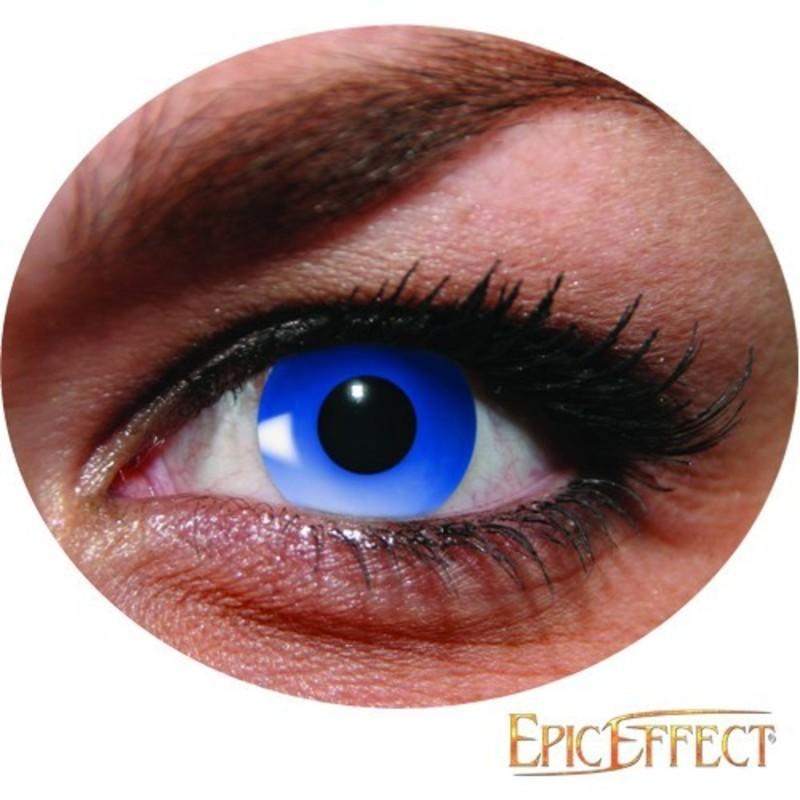 Lentilles - Bleu