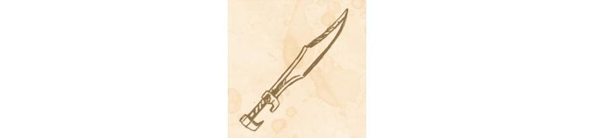Epées courtes