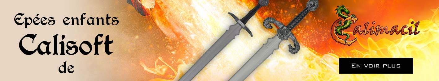 Epées enfants Calisoft